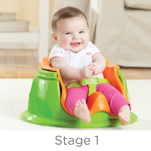 012914133309 - Summer 3-Stage Infant Super Seat Positioner Booster and Activity Seat, Neutral carousel main 1