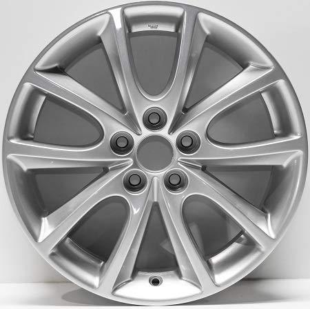 (New 16 inches Replacement Alloy Wheel Rim compatible with Subaru Impreza 2012-2016, 68796)
