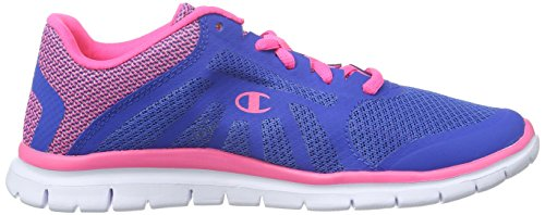 de Low Zapatillas Shoe Cut Azul Royal Sbl Champion Tpb Entrenamiento Alpha 25 Blue Mujer wdAxXIqpI