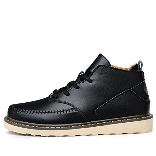 Martin en otoño e invierno botas/Hombres y alto de cuero botas en Inglaterra/ los cargadores de los hombres/Cargadores de herramientas/ marea de botas G