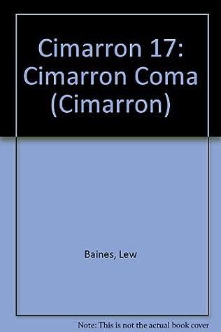 book cover of Cimarron Coma
