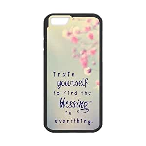 """Clzpg Durable Iphone6 Plus 5.5"""" Case - Happiness diy case cover"""