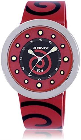 子供用腕時計 女の子 男の子 カートゥーン 防水 クォーツ ポインター 腕時計 J