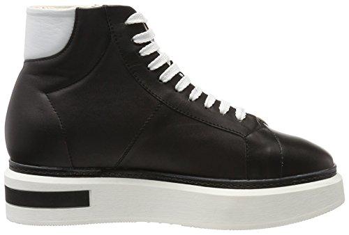 Oxitaly Betty 101, Sneaker Basse Donna Nero (Nero)
