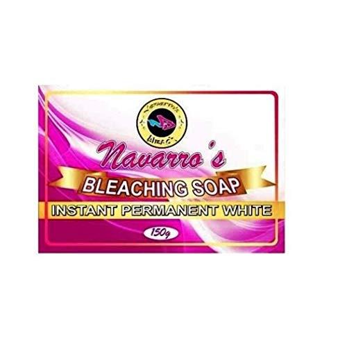 3 x NAVARRO'S Bleaching Soap SPF30 (No More Mixing) Release 2019
