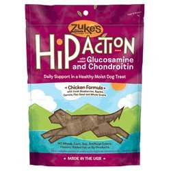 Hip Action Natural Moist Dog Treats