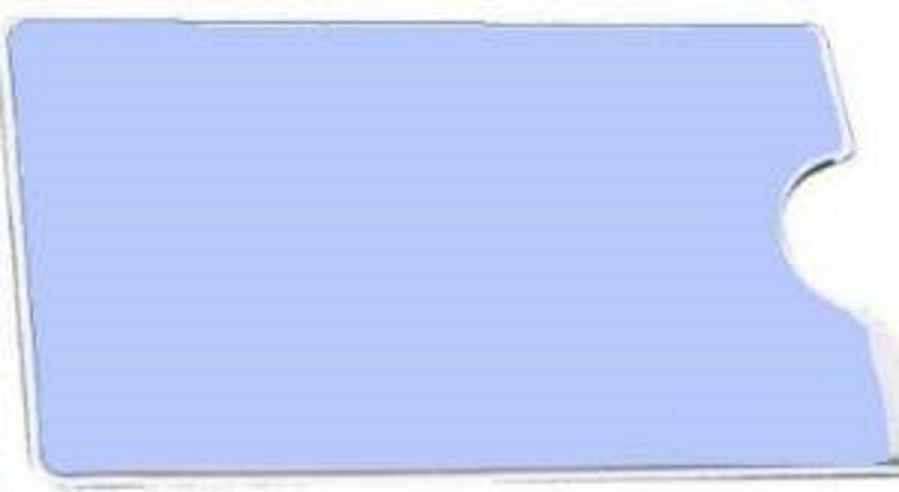 Bankkartenhülle EC Kartenhülle Kreditkartenhülle Schutzhülle Hülle transparent