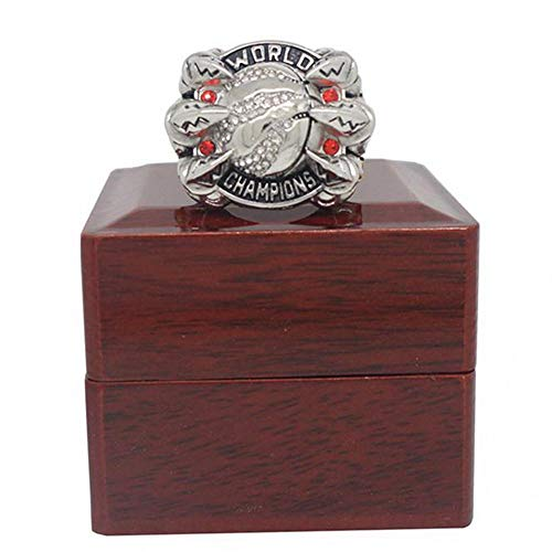 Halloween 2019 Toronto (AONEW Punk Style 2019 Canada Toronto Raptors Champion Rings Jewelry Without Display Case Size)