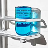 OXO Good Grips Aluminum Hose-Keeper Shower Caddy