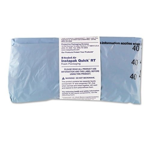 Instapak Quick IQHRT00-40 #40 Bag 18'' x 24'' (Pack of 30) by Instapak Quick by Instapak Quick