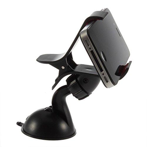 Generic (Unbranded) 360 Degree Rotating Car Mobile Holder