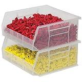 Akro-Mils 30235 Plastic Storage Stacking