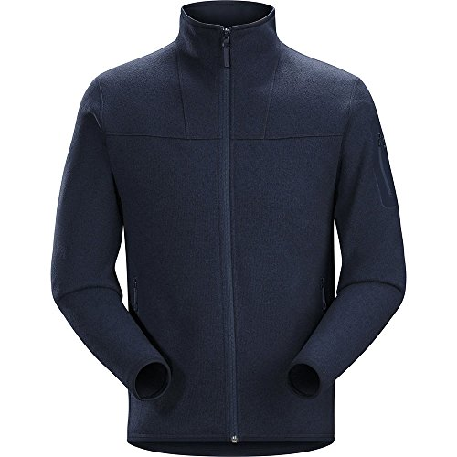Arc'teryx Covert Cardigan Mens Jacket - X-Large/Kingfisher