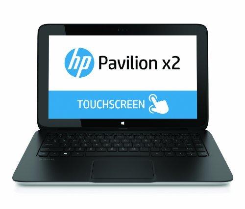 HP Pavilion x2 11-h010nr 11.6-Inch Convertible Touchscreen Laptop [並行輸入品]   B07FX1S84J