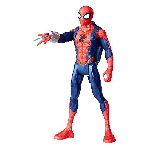 Marvel Spiderman - Spiderman Figurine A Fonction Spider Man 15 cm, E1099