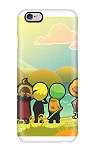 Alison Marvin Feil's Shop Slim Fit Tpu Protector Shock Absorbent Bumper Chibi Style One Piece Case For Iphone 6 Plus