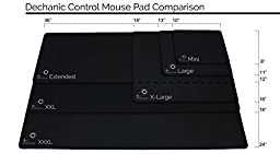 Dechanic XXL CONTROL Soft Gaming Mouse Mat - 36\