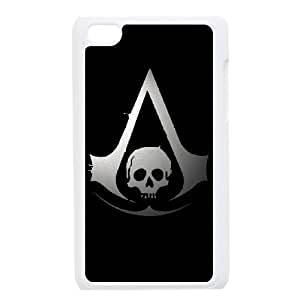 ipod 4 cell phone cases White Assassin's Creed fashion phone cases URKL455507