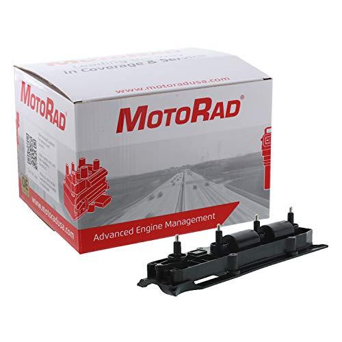 MotoRad 7IC244 Ignition Coil | Fits select Chevrolet Cavalier, Cobalt, Malibu, Oldsmobile Alero, Pontiac Grand Am, Sunfire, Saturn Ion, L100, L200, L300, LW200, Vue