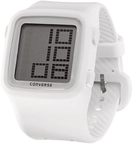 82e3ec2995dd5c Converse Unisex VR002150 Scoreboard Icon White Digital Watch  Amazon.ca   Watches