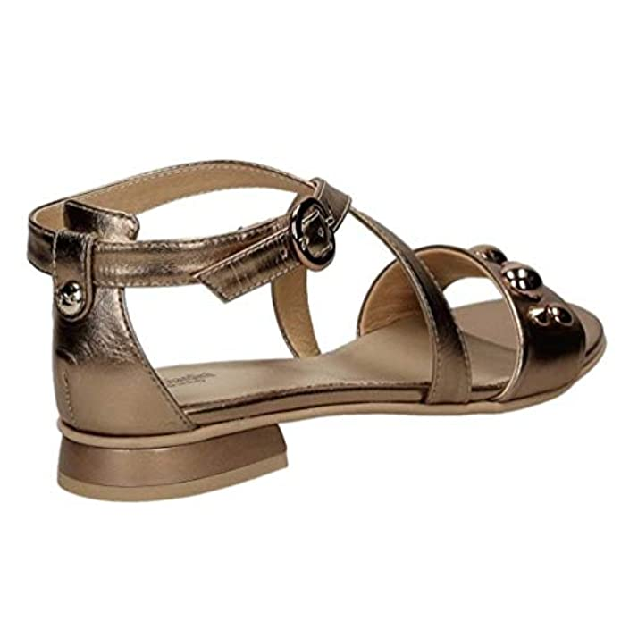 N g Ng P805812d Nettuno Sandalo Oro Calzature Sandali Bassi Scarpe Donna
