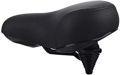 自転車 サドルカバー マウンテンバイククッションソフトな厚みのあるスポンジで快適性を向上長距離サドル電動自転車シートクッション
