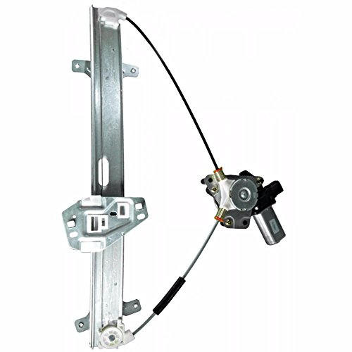 03-07 Honda Accord Sedan Power Window Regulator with Motor Front Left Driver (Sedan Power Window Motor)