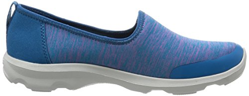 Crocs Navy Women's Flat Skimmer Day Knit Busy q4SqwBp