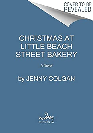 book cover of Christmas at the Little Beach Street Bakery