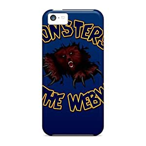 Elaney Mkf1619zXMy Case Cover Iphone 5c Protective Case Chicago Bears