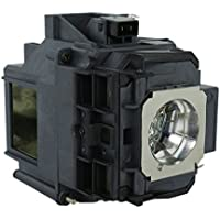 SpArc Bronze Epson ELPLP76 Projector Replacement Lamp with Housing