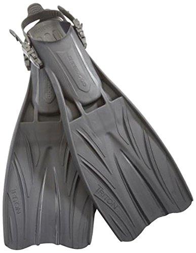 Sherwood Triton Fins, Black, Small