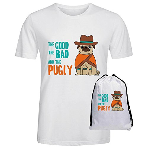 foreric-the-good-the-bad-and-the-pugly-men-t-shirts-white