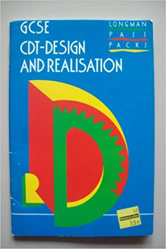 Craft Technology And Design Design And Realisation Gcse Series