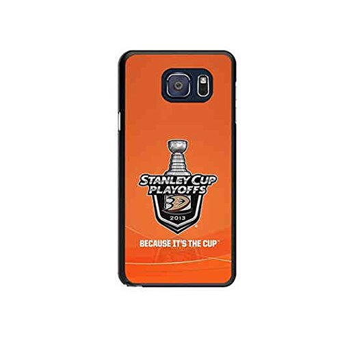 Sports Logo Case For Samsun Galaxy Note 5-Elegant Anaheim Ducks Snap On Protector Case