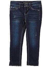 VIGOSS Girls' Ankle Skinny Jeans