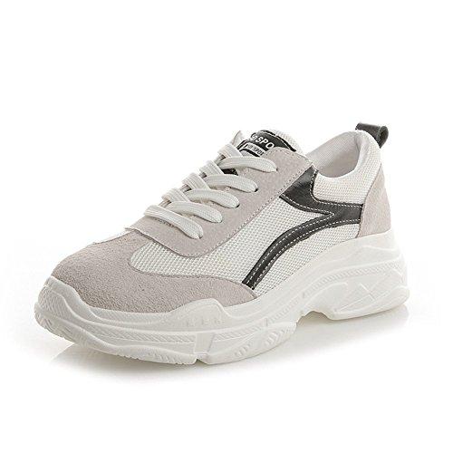 Scarpe Sneakers Rete Scarpe In Da Nuove B Traspirante Sprint Corsa A Per Lunga Piatte 36 Casual Donna Comode Distanza xAIqAFzY