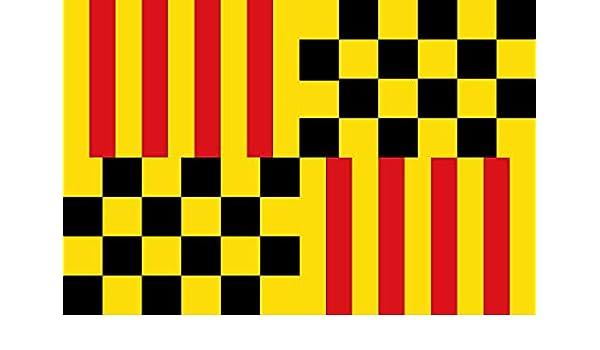 magFlags Bandera Large Tárrega Lérida, Cataluña, España | Bandera ...
