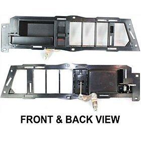 CHEVY C/K FULL SIZE PICKUP 88-89 FRONT DOOR HANDLE LEFT INSIDE, With Case