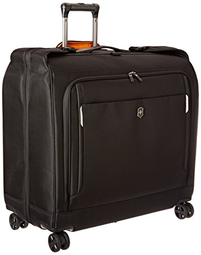 Victorinox Werks Traveler 5.0 WT Dual Caster Garment Bag, Black, One Size by Victorinox