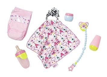 Zapf Baby Born Starter Set Conjunto de Accesorios para muñecas - Accesorios para muñecas (Conjunto