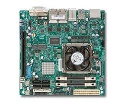 Supermicro Motherboard MBD-X9SPV-M4-B Core i7 -3555LE QM77 16GB DDR3 PCI Express SATA USB Mini-ITX Brown Box