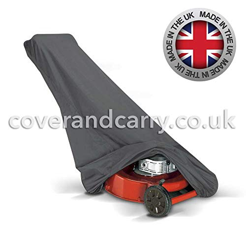 coverandcarry Cubierta impermeable universal para cortacésped de ...