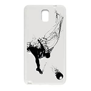 Creative Football Graffiti Custom Protective Hard Phone Cae For Samsung Galaxy Note3