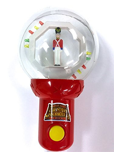 Radio City Spinning Soldier LED Light Up from Rockettes and (Rockettes Toy Soldier)