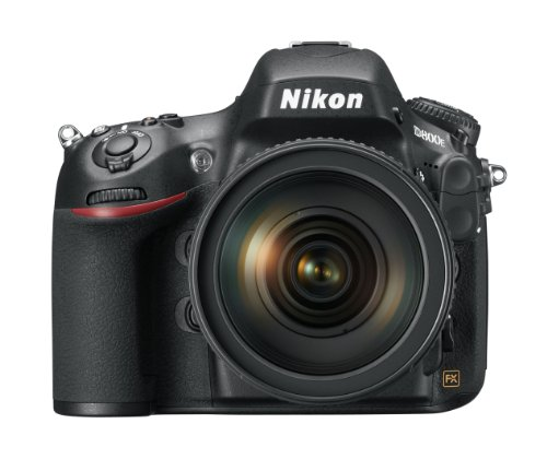 Nikon D800E 36.3 MP CMOS FX-Format Digital SLR Camera (Body Only) (OLD MODEL) by Nikon