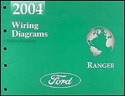 2004 ford ranger wiring diagram manual original ford motor company rh amazon com 2004 ford ranger wire diagram 2004 ranger radio wiring diagram