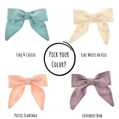 Sailor Bow,Baby Headband Bows,Fabric Hair Bows,Pastel Bow Headband Baby,Sailor Bow Headbands,Natural Colors Sailor Bow Clips
