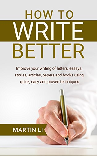 Examples Of A Thesis Statement For An Essay  Reflection Paper Example Essays also An Essay On English Language How To Write Better Improve Your Writing Of Letters Essays Stories  Articles Papers And Books Using Quick Easy And Proven Techniques See More Essay In English