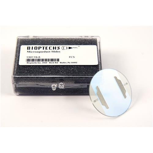 Bioptechs 40-1313-0319 Coverslips, 40 mm Diameter (Pack of 200) by Bioptechs